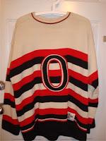NHL CCM Heritage Jersey Collection - Ottawa Senators Circa 1926