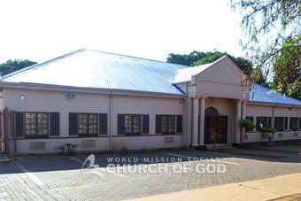 Igreja de Deus em Pretória, Rep. da África do Sul