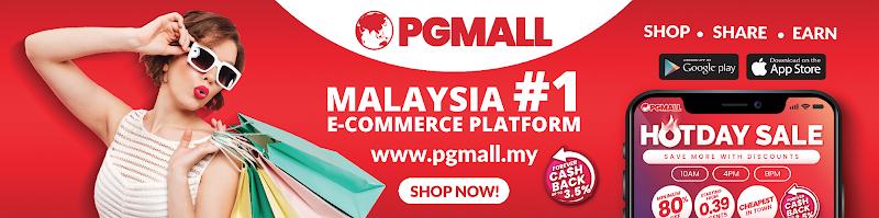 Shopping Raya Dengan MyRamadhan Campaign Di Platform PG Mall