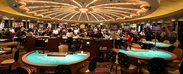 Locais de aulas de jogos em Las Vegas