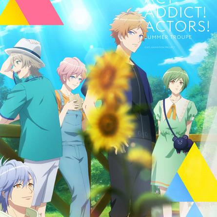 A3! Season Spring & Summer , Music , Anime , HD , 720p , 2020