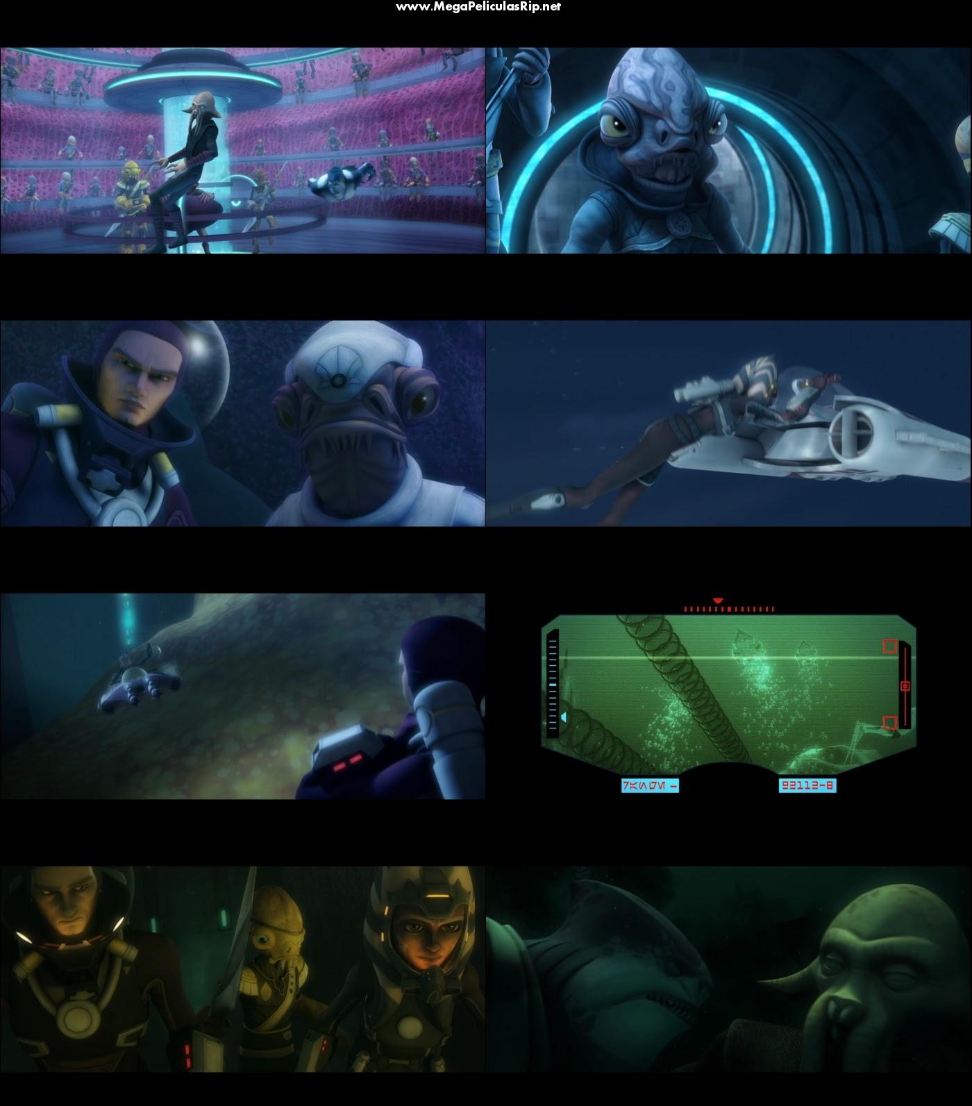 Star Wars La Guerra De Los Clones Temporada 4 1080p Latino