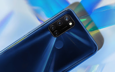 Realme-C17-Blue-Color