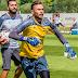 O guarda-redes Ricardo Moura renovou contrato com o Desportivo de Chaves