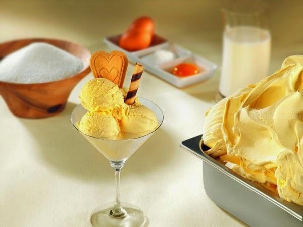 Cách làm kem sầu riêng thơm ngon
