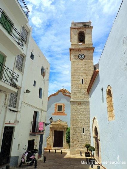 Iglesia parroquial de Santa María, Peñíscola, Castellón