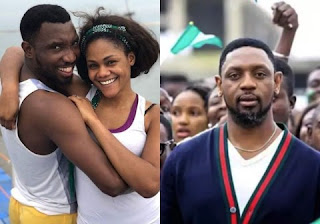 Timi Dakolo x wife - Pastor Abiodun of Coza
