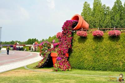 Magično → Čudo vrt u Dubaiju