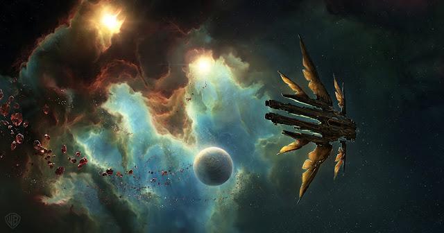 Papel de Parede O Destino de Júpiter