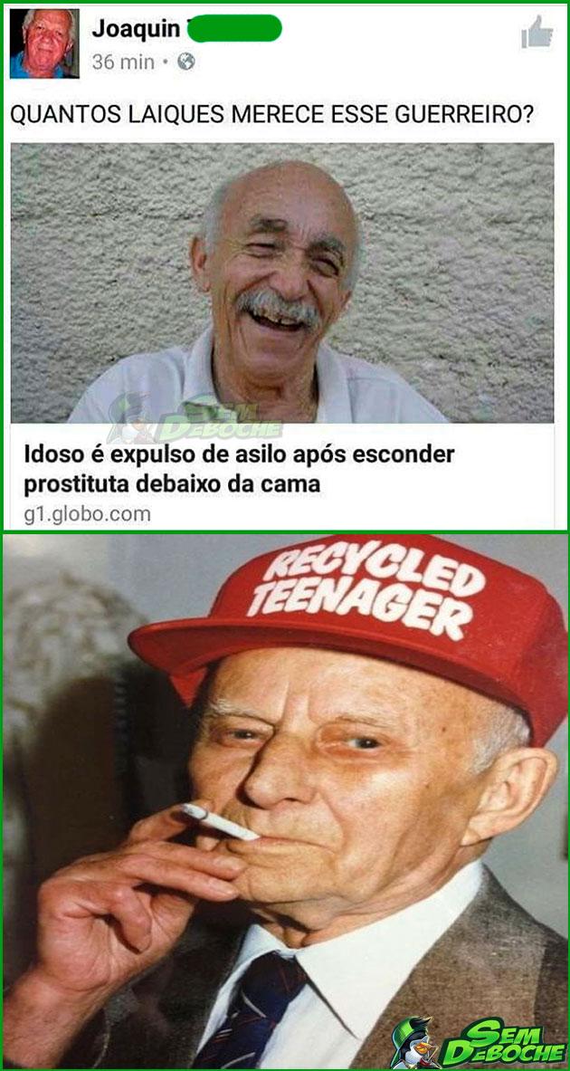 GUERREIRO VIVO
