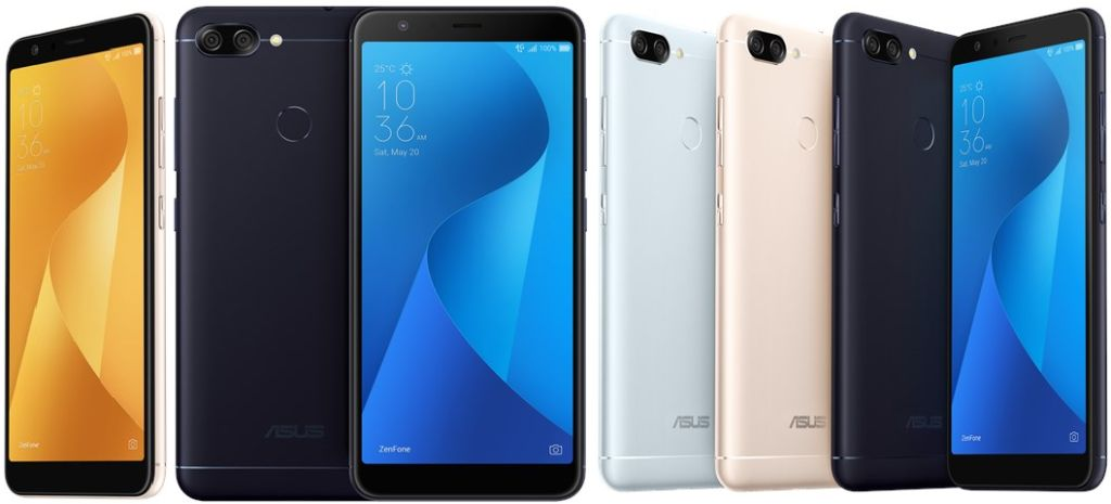 Asus ZenFone Max Plus (M1) (ZB570TL) (2017) with Specifications