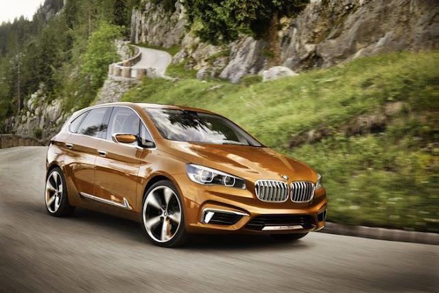 BMW コンセプトカー アクティブツアラー