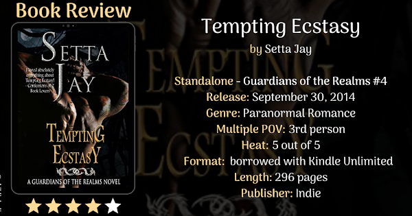 Tempting Ecstasy by Setta Jay