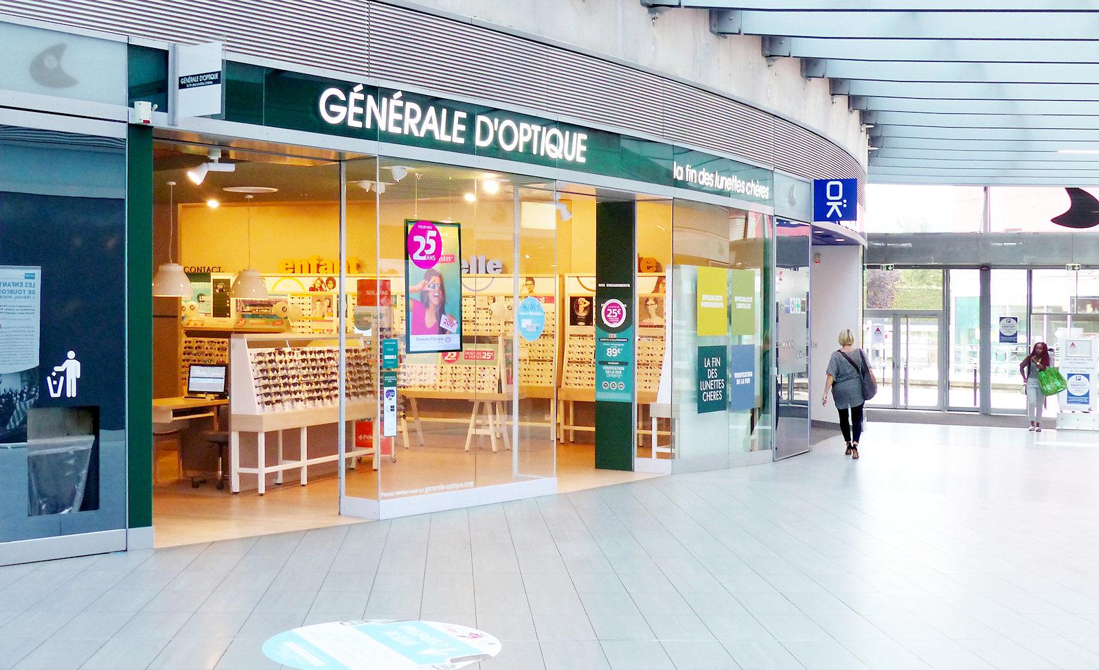Opticien Générale d'Optique, Tourcoing Centre