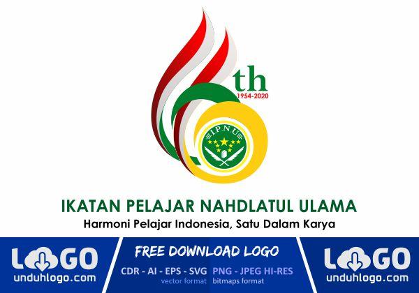 Logo Harlah IPNU 66 Tahun 2020