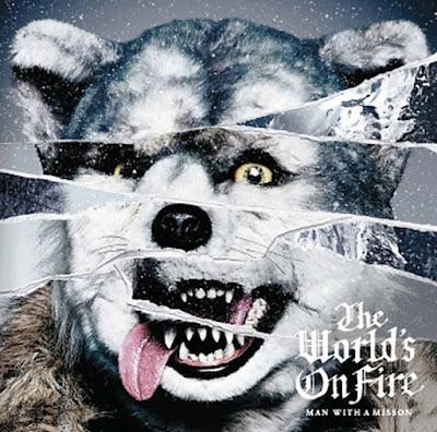 MAN WITH A MISSION - Far lyrics lirik 歌詞 arti terjemahan indonesia translations info lagu single Raise Your Flag album The World's On Fire