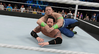 WWE 2k15 PPSSPP/PSP [iso/cso] Highly Compressed Download