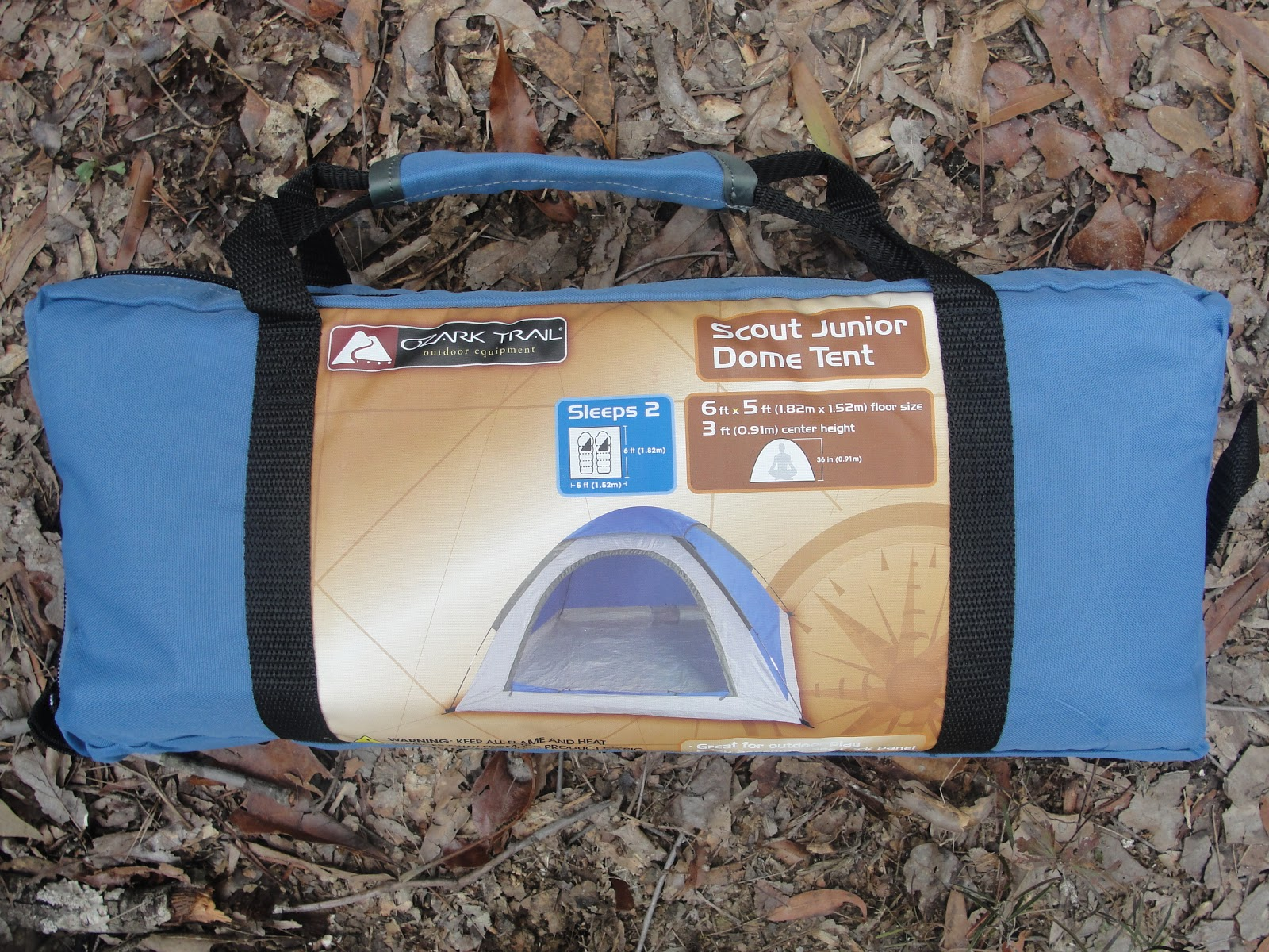 Planning And Foresight: Review - Ozark Trail Scout Junior