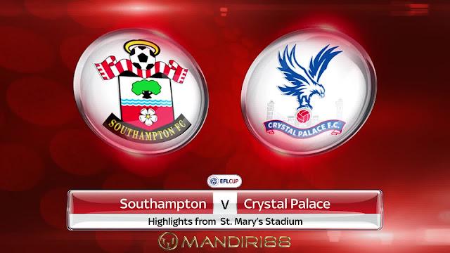 Prediksi Southampton vs Crystal palace 3 Januari 2018