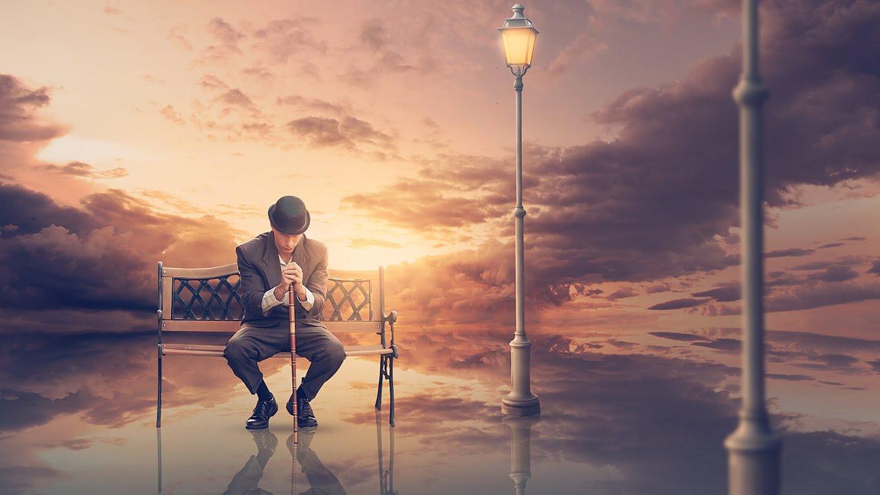 Dramatic Sunset Photo Manipulation by rafy A