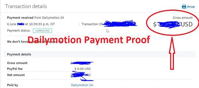 موقع ديلي موشن بديل يوتيوب الاول والاقوى مع اثبات الدفع من dailymotion