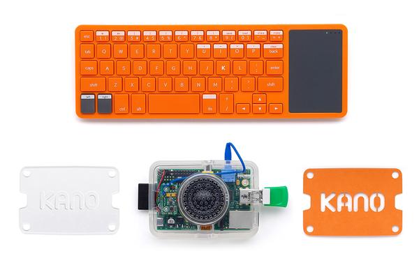 Kano PC: Μάθε να φτιάχνεις τον δικό σου υπολογιστή (DIY) 2