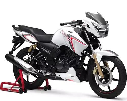 TVS Apache RTR 180 Race Edition Price