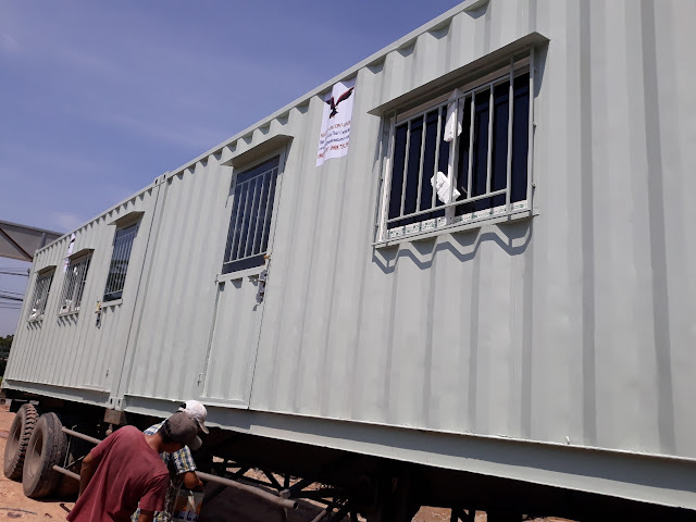 Cho Thuê Container Tại Thống Nhất