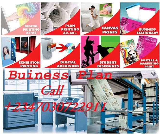 Starting a Large Format Printing Business