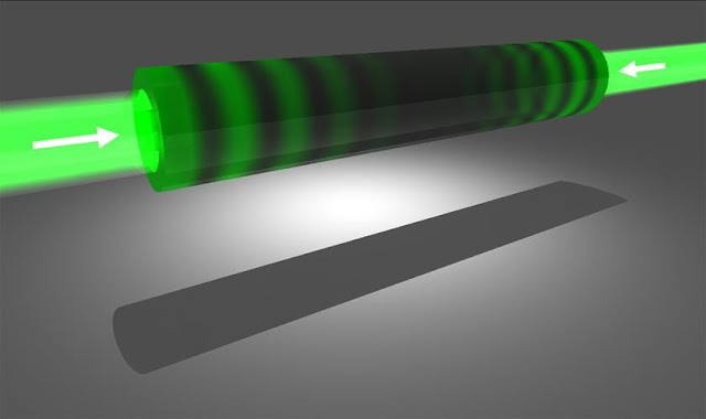 The new 'Anti-laser' technology may signify the abandon of cables, giving the birth of  long-distance power transmission wireless only
