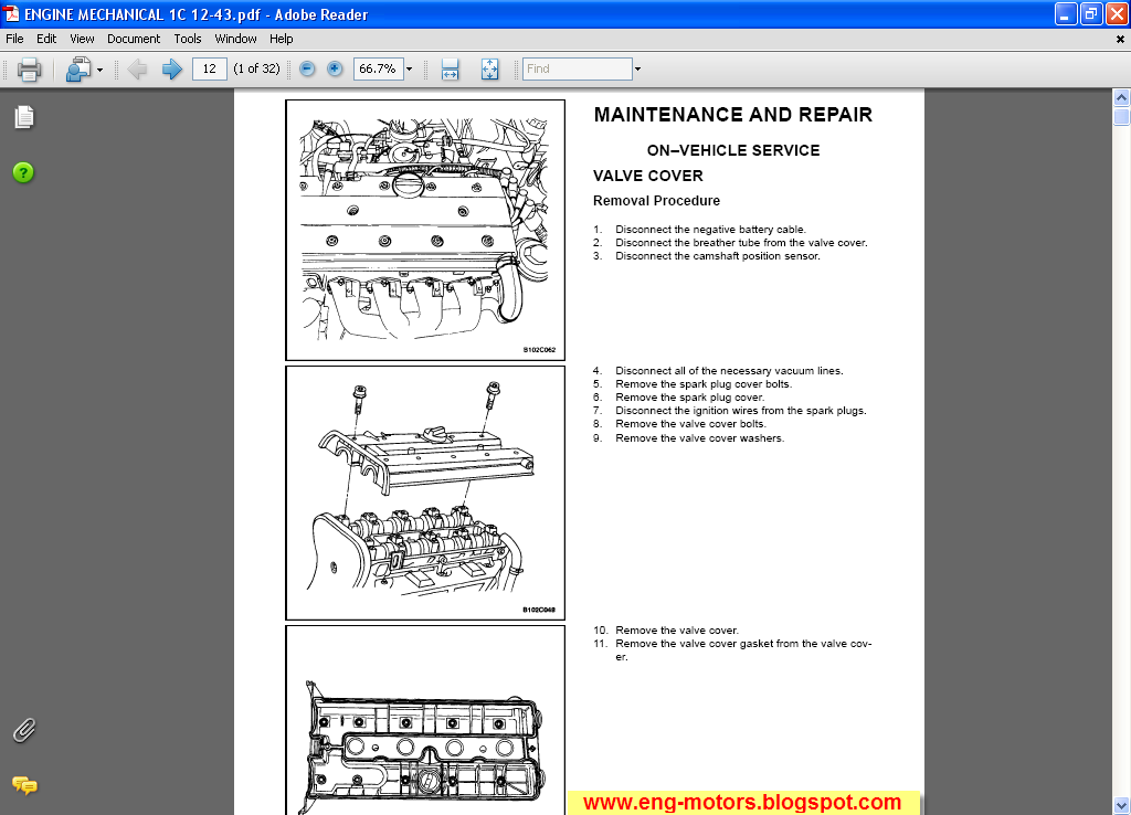 Daewoo Nubira Service Manual Pdf