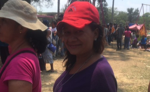 Buzzfeed's Illegal Migrant Caravan Reporter Posts Story of Woman Claiming to Be Widow of Vietnam Vet on Way to US to Claim Benefits (VIDEO)