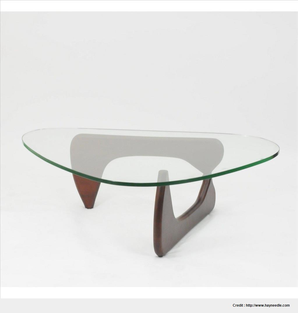 Best Triangle Glass Coffee Table graphic