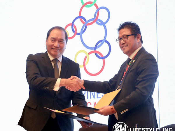 SM LIFESTYLE, INC. IS A VENUE PARTNER OF THE 30TH SEA GAMES