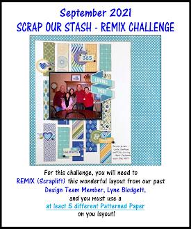 September Remix Challenge