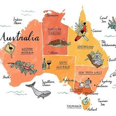 States in Australia