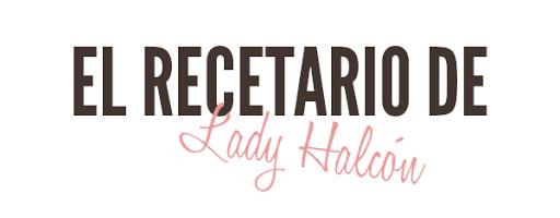 El Recetario de Lady Halcon