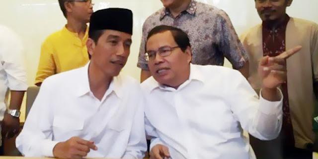 Jokowi Bisa Dapat Legasi Pahlawan Demokrasi Jika Saran Rizal Ramli Diterima
