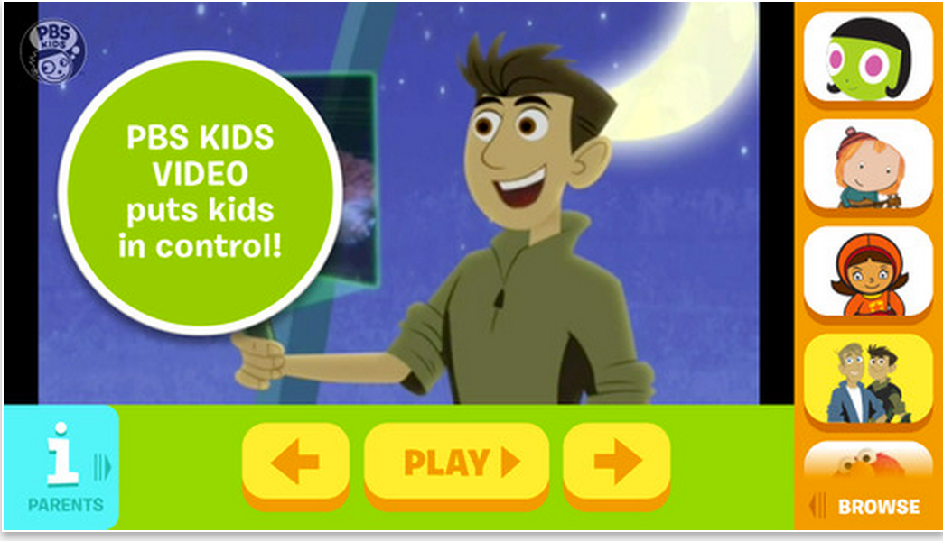 Pbs Kids Video App Provides Tons Of Educational Videos For Your Kids