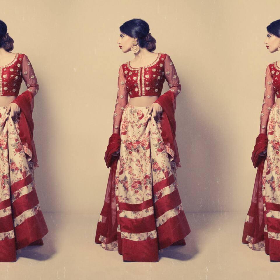 Pakistani Designer Zara Shahjahan Bridal Walima Dresses
