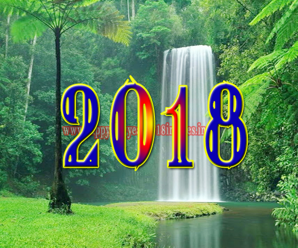 Happy New Year 2018 HD Images for facebook