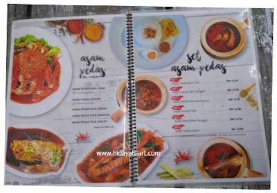 Kuliner Asam Pedas di Melaka
