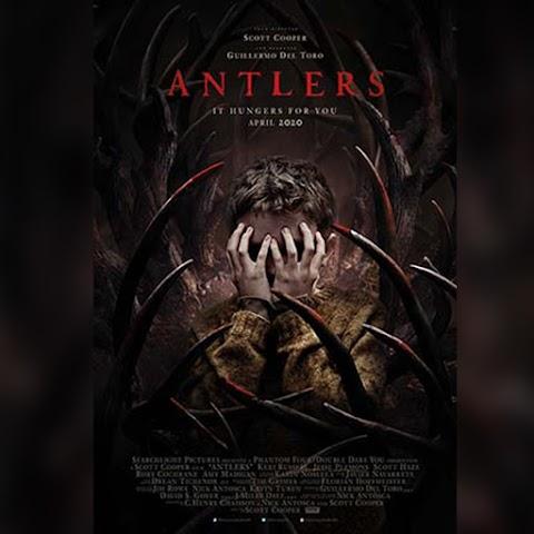 Sinopsis Film Antlers (2020)