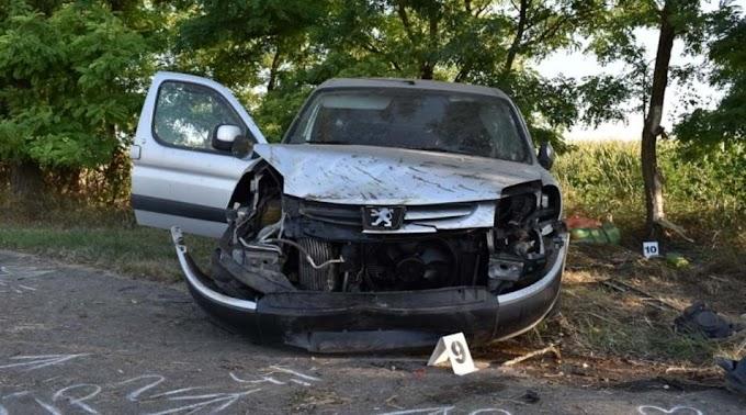 Békés megyében tízen sérültek meg közlekedési balesetekben
