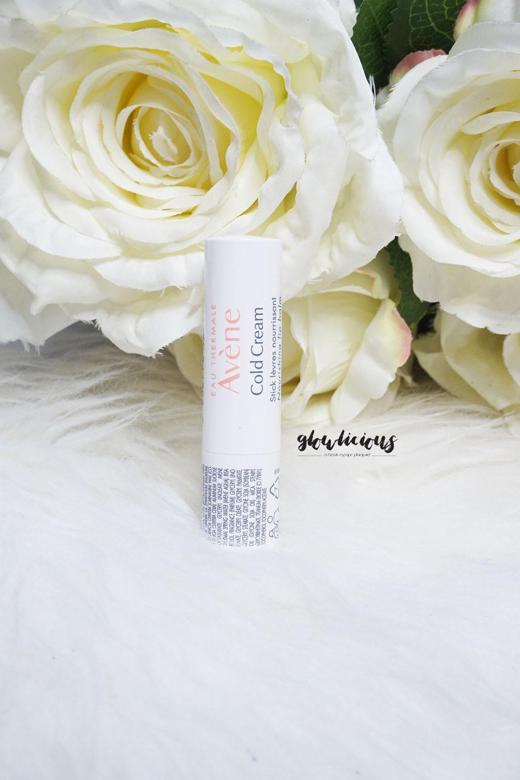 Avene Cold Cream Lip Balm 4g | Rp. 178.000