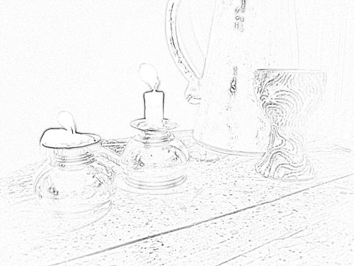 Bog Candles