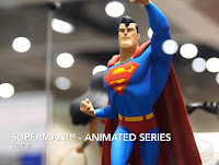 SDCC 2018 Sideshow DC Comics Superman Animated Series Statue 001