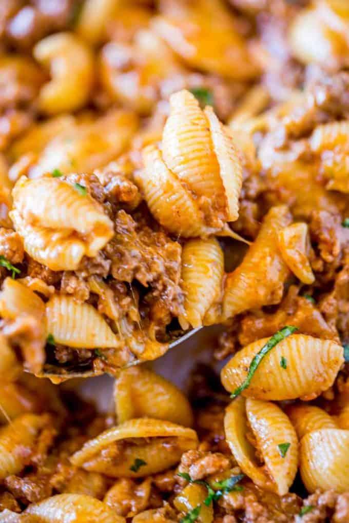 CHEESY TACO PASTA #pasta #healthyrecipe