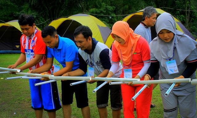 Inilah Jasa Outbound Training Kendari, Sulawesi Tenggara Terpercaya