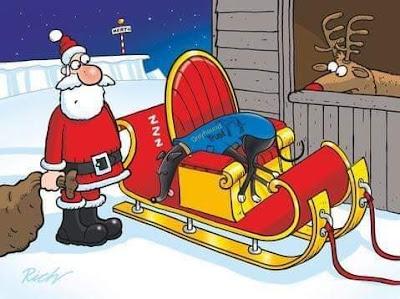 Santa Greyhounds